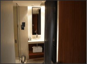Beautiful Hotel Room in Paris