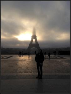 Paris Eiffle Tower