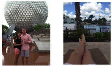 Bryce at Disney