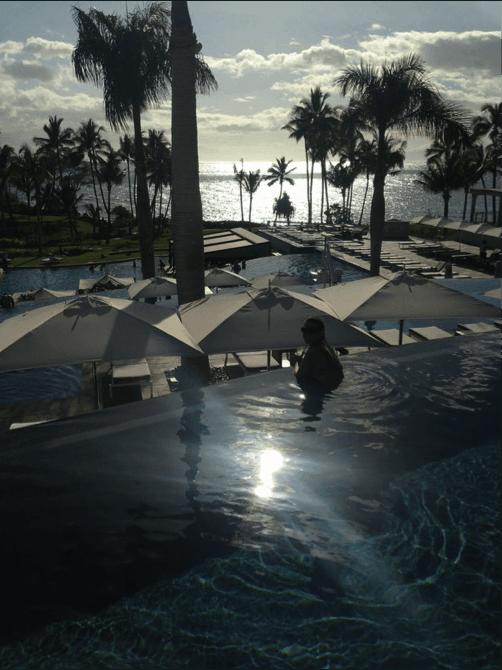 Andaz Maui Infinity Pool