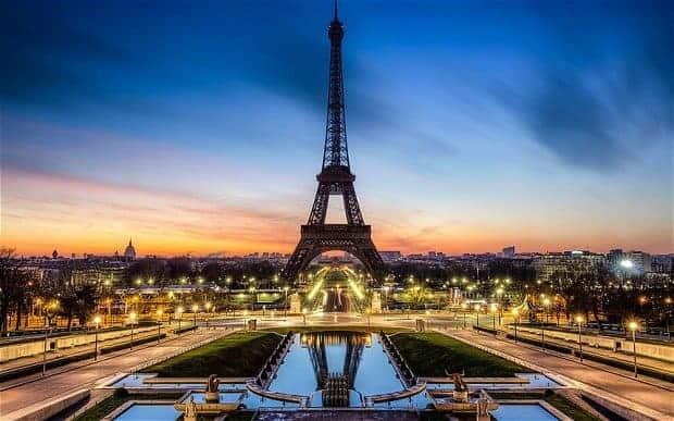 Travel Hack to Paris