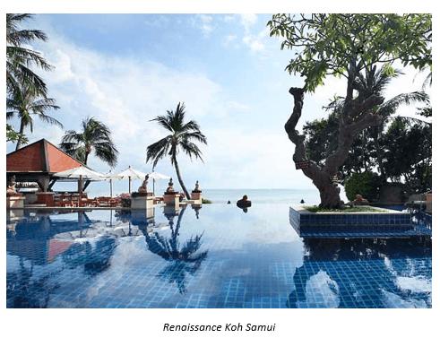 Renaissance Koh Samui Pool