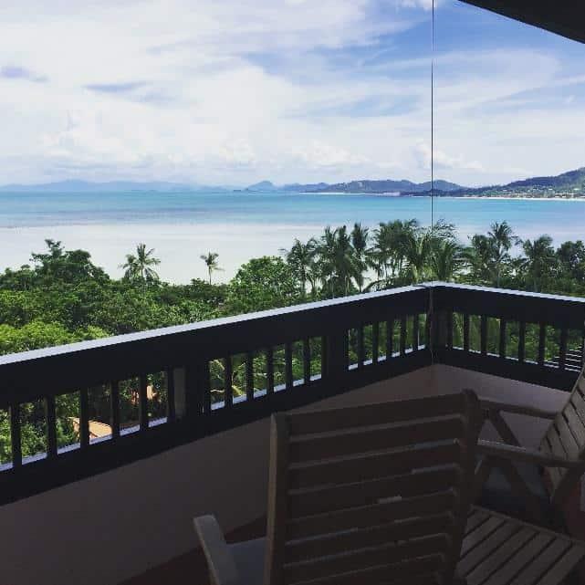 Thailand Hotel Room - 2