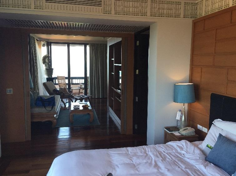 Thailand Hotel Room - 4