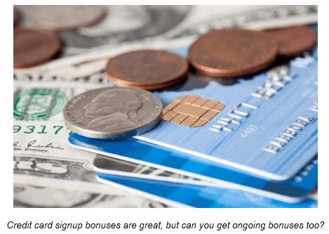 Ongoing Signup Bonuses