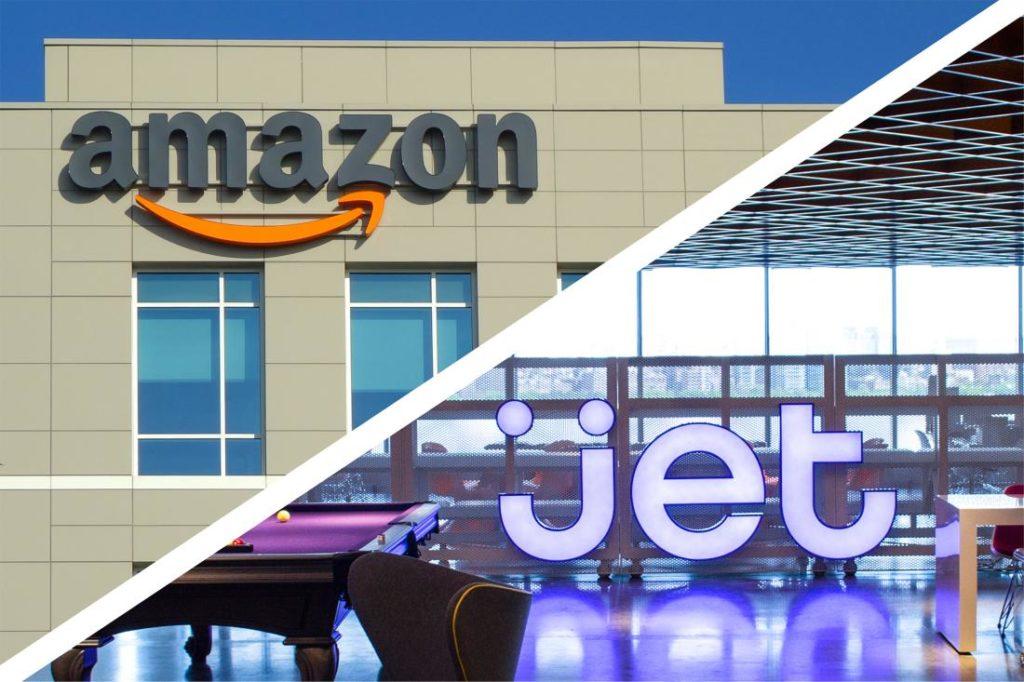 Amazon vs Jet