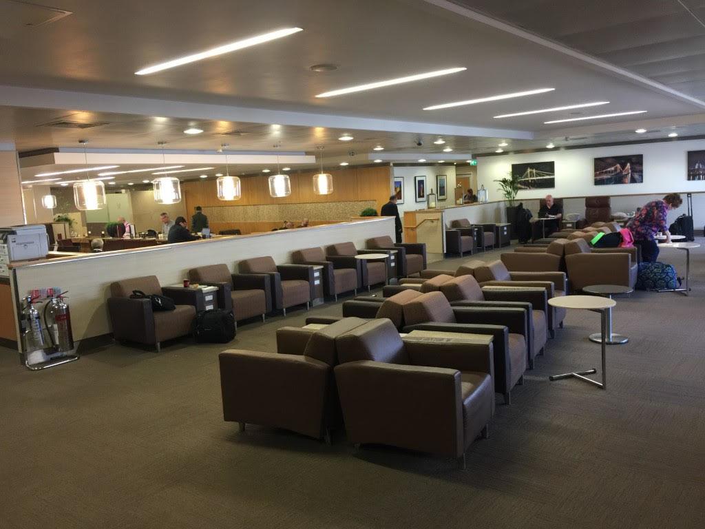 Admirals Club - London Heathrow