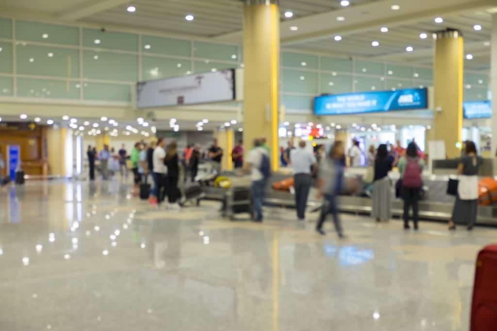 Baggage delay claim process with Citi Prestige