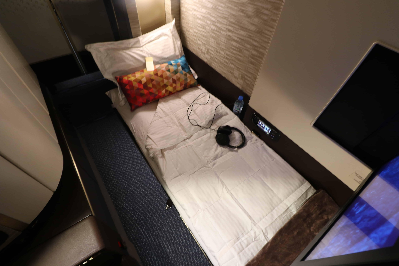 Etihad Apartments Bed