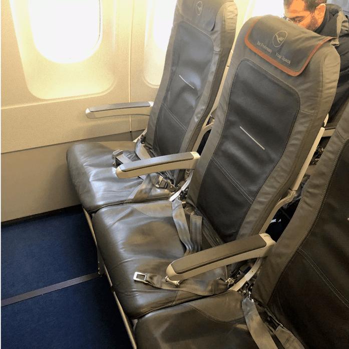 Flight Review: Lufthansa Business Class