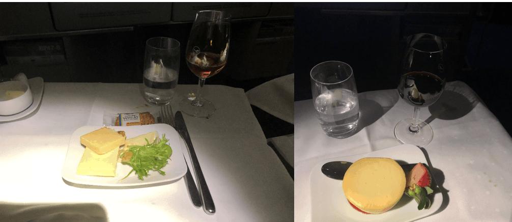Lufthansa Dessert 2