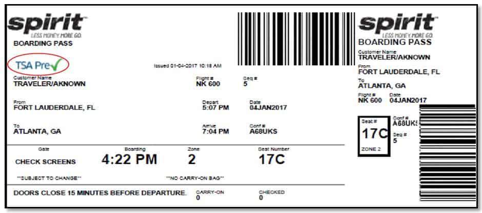 TSA Precheck 3