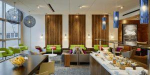 Amex Centurion Lounge