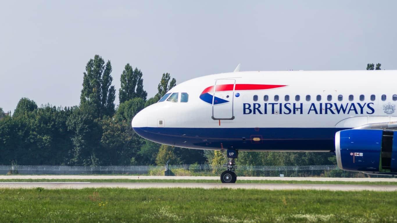 American Express Membership Rewards points - Airline Transfer Partner - British Airways