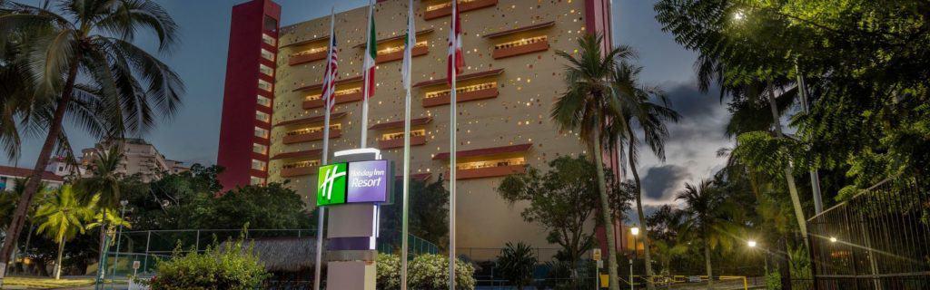 IHG's all-inclusive Holiday Inn Resort in Ixtapa Zihuatanejo