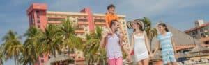 IHG's all-inclusive Holiday Inn Resort in Ixtapa Zihuatanejo_Hotel Exterior Beach Front
