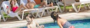 IHG's all-inclusive Holiday Inn Resort in Ixtapa Zihuatanejo_Swimming Pool for family