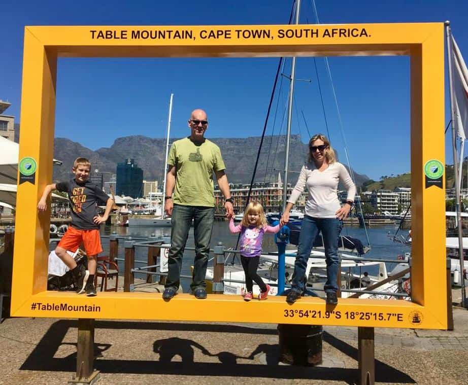 south africa points and miles | family travel