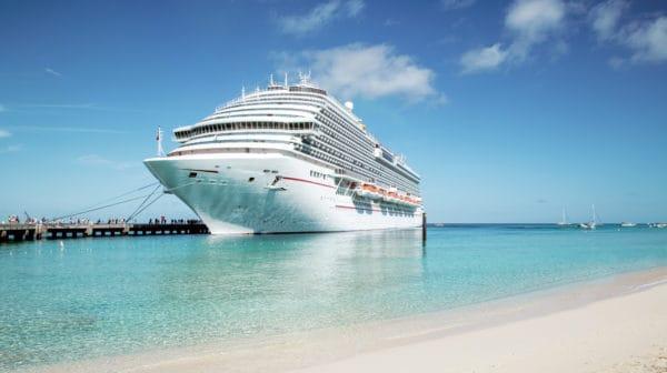 using points on cruises