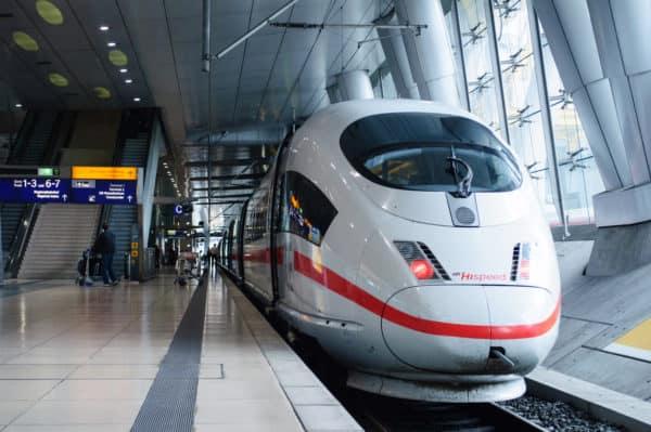 Deutsche Bahn (German Rail)'s Rail&Fly program