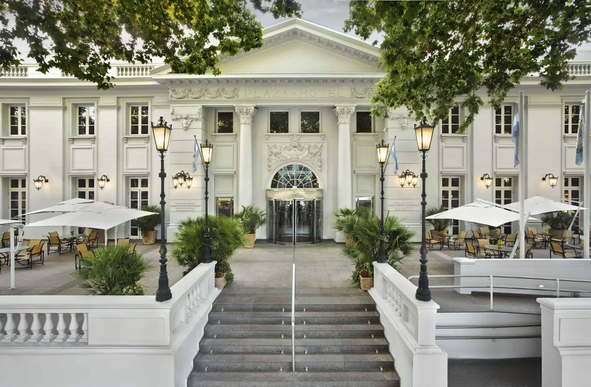 best hyatt hotels in the world for free nights-argentina-Park Hyatt Mendoza