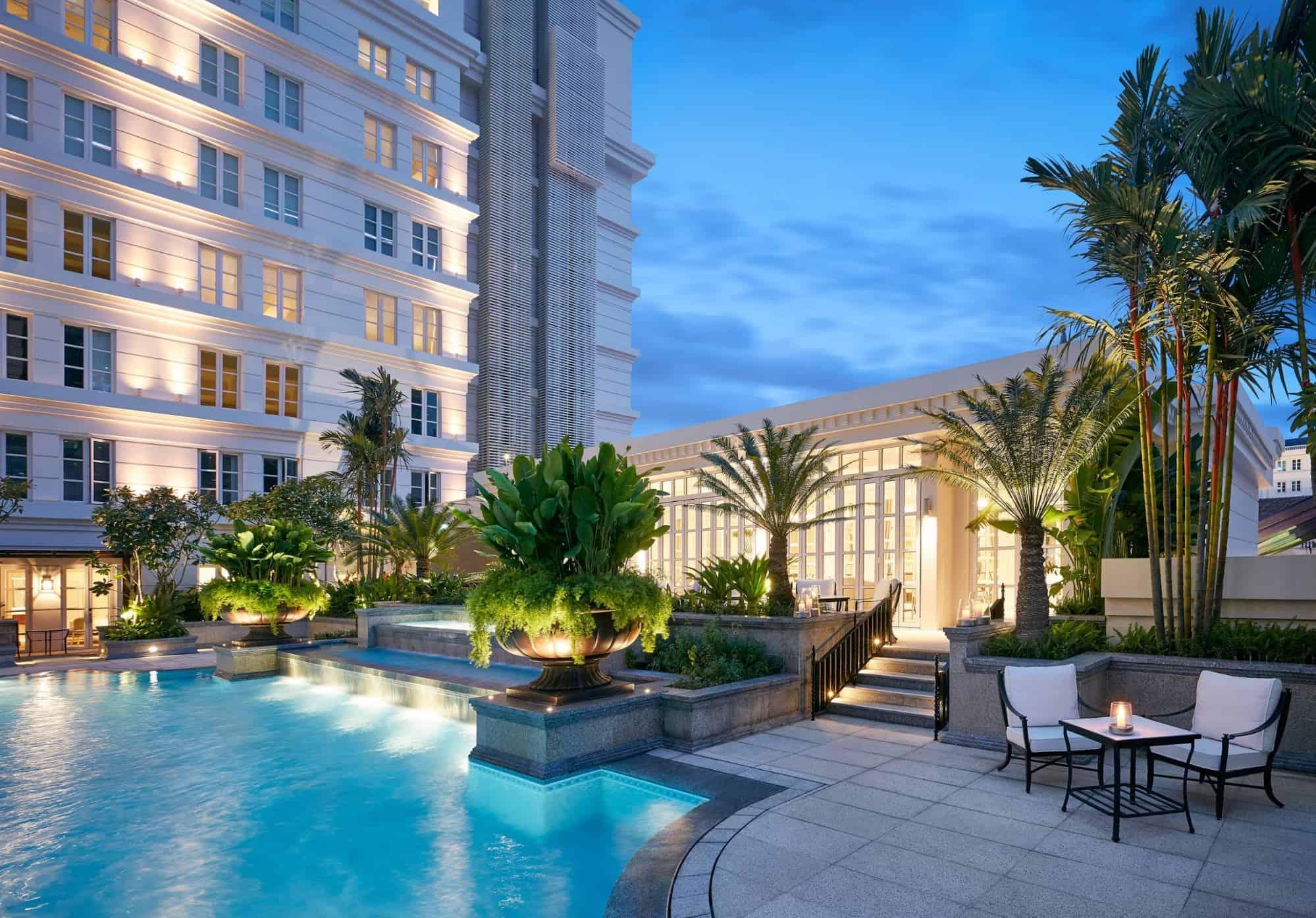 best hyatt hotels in the world for free nights-Park Hyatt Saigon-Vietnam