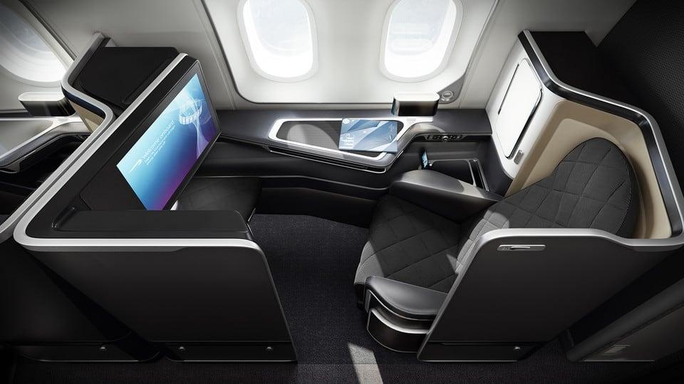 best award flights to europe-British Airways First Class on the Boeing 787-9 Dreamliner
