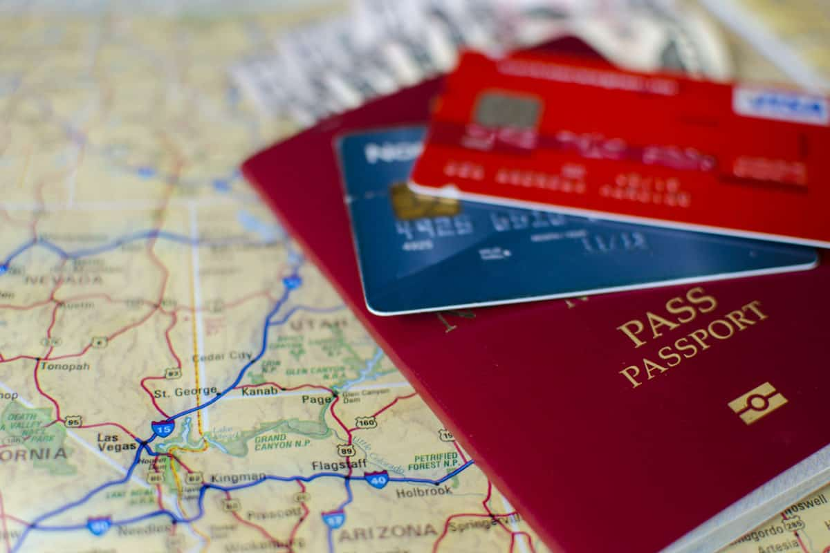 credit cards for free flights to Europe