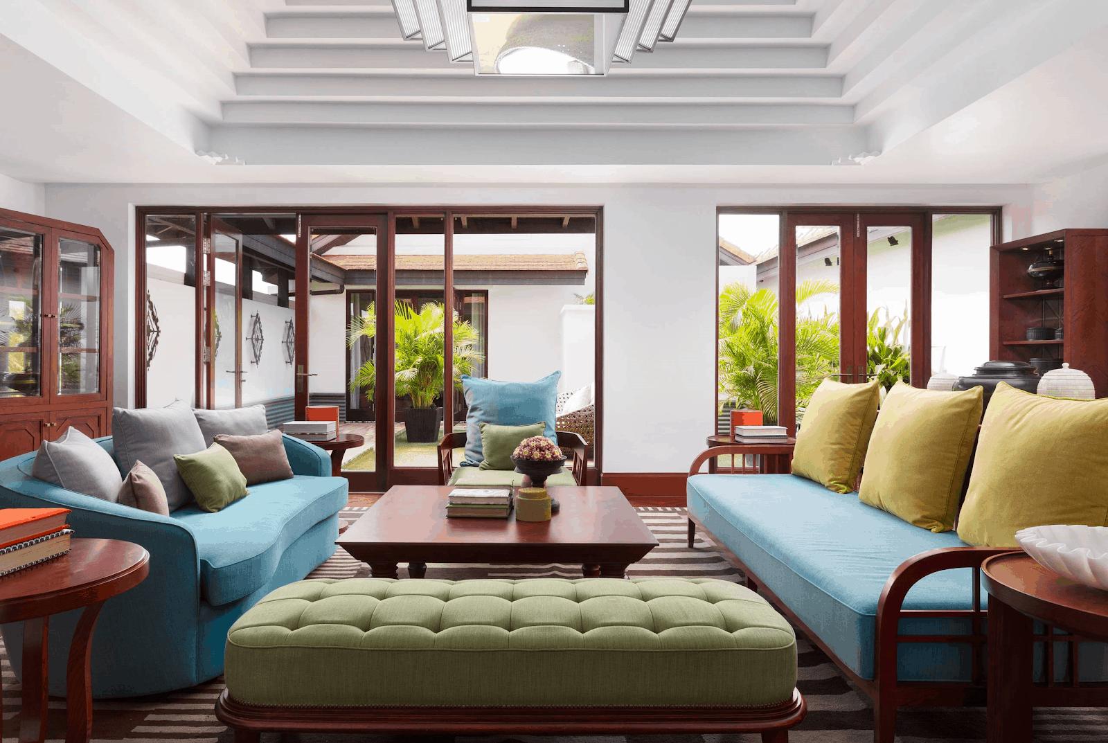 best hyatt hotels in the world for free nights-Cambodia-Park Hyatt Siem Reap