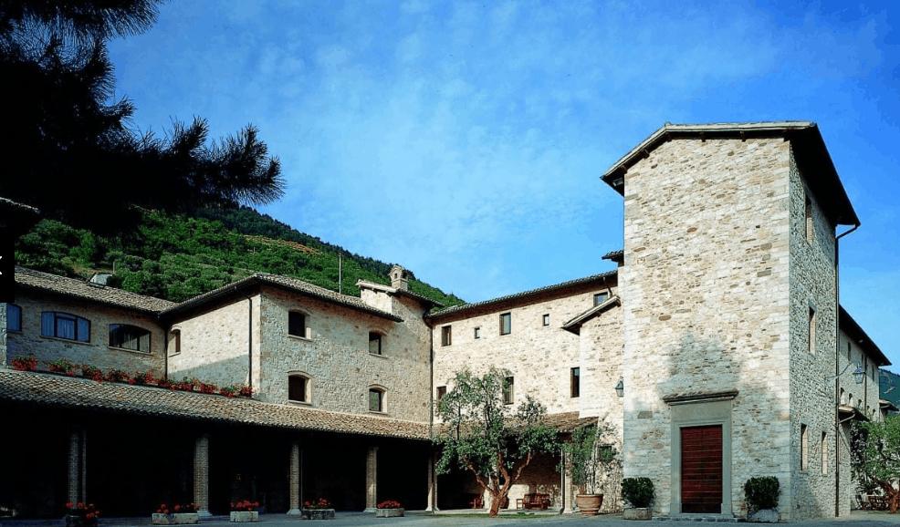 Park Hotel ai Cappuccini, Gubbio