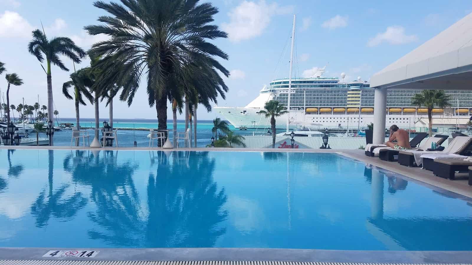 Renaissance Aruba Resort using points and miles