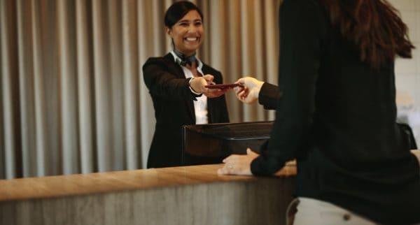 Marriott Bonvoy Business American Express Credit Card - Marriott Silver Elite Status