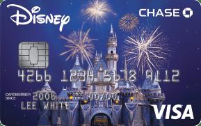 Disney Premier credit card