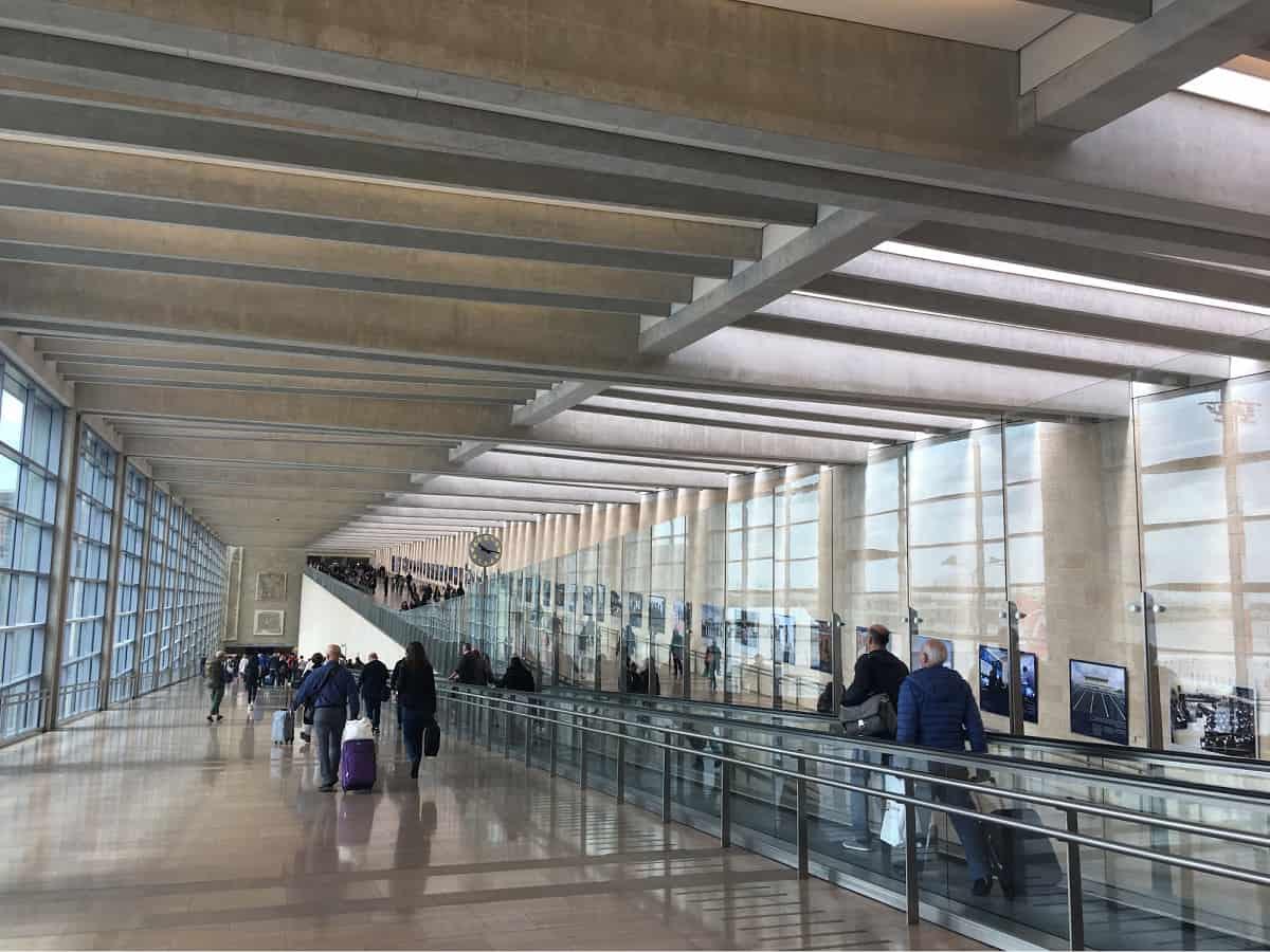 Ben Gurion Airport, Tel Aviv Israel
