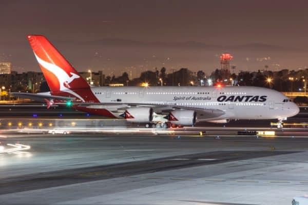 Qantas Airways - Oneworld carrier and partner