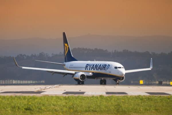 Ryanair Boing