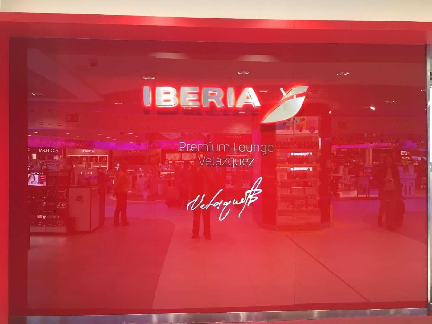 Iberia Velazquez Lounge