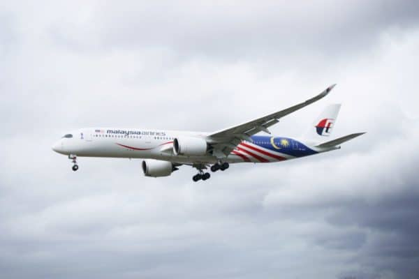 malaysia airlines - Oneworld carrier and partner