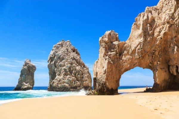 Arch of Cabo San Lucas Mexico
