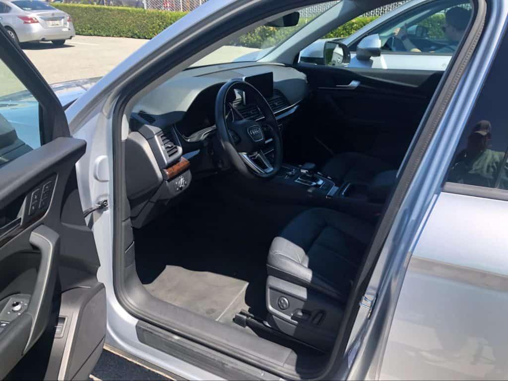 Audi Q5 Rental from Silvercar