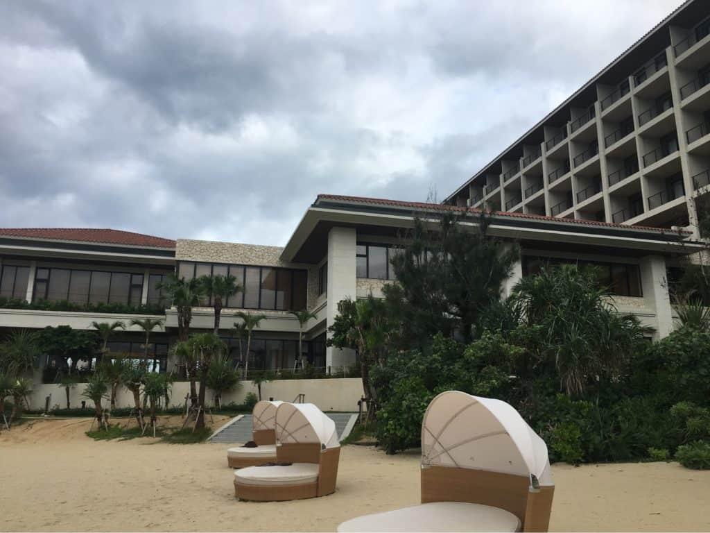 Beach - Hyatt Regency Seragaki Island Okinawa, Japan