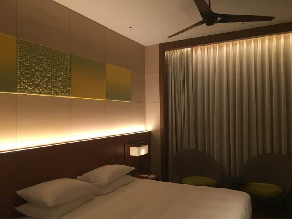 Bedroom - Hyatt Regency Seragaki Island, Okinawa, Japan Review