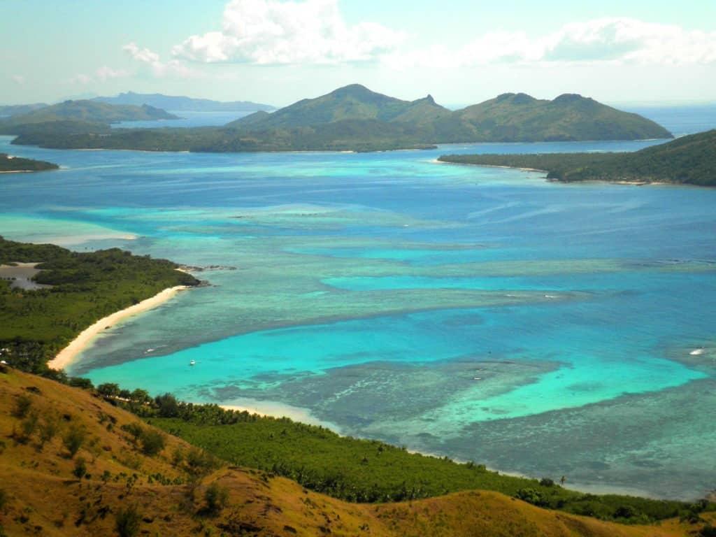 Alaska Miles for Fiji Airways