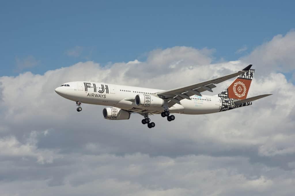 Using Alaska Miles For Flying Fiji Airways 10xtravel