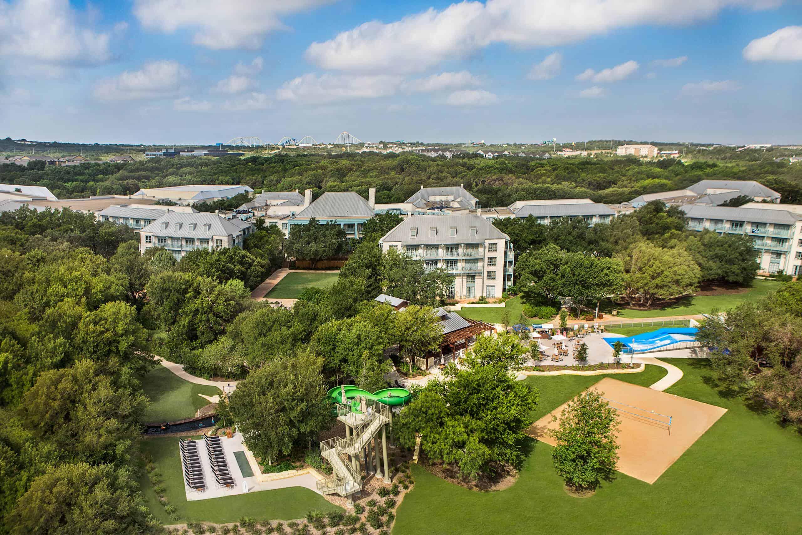 hyatt annual free nights | Hyatt Regency Hill Country Resort and Spa