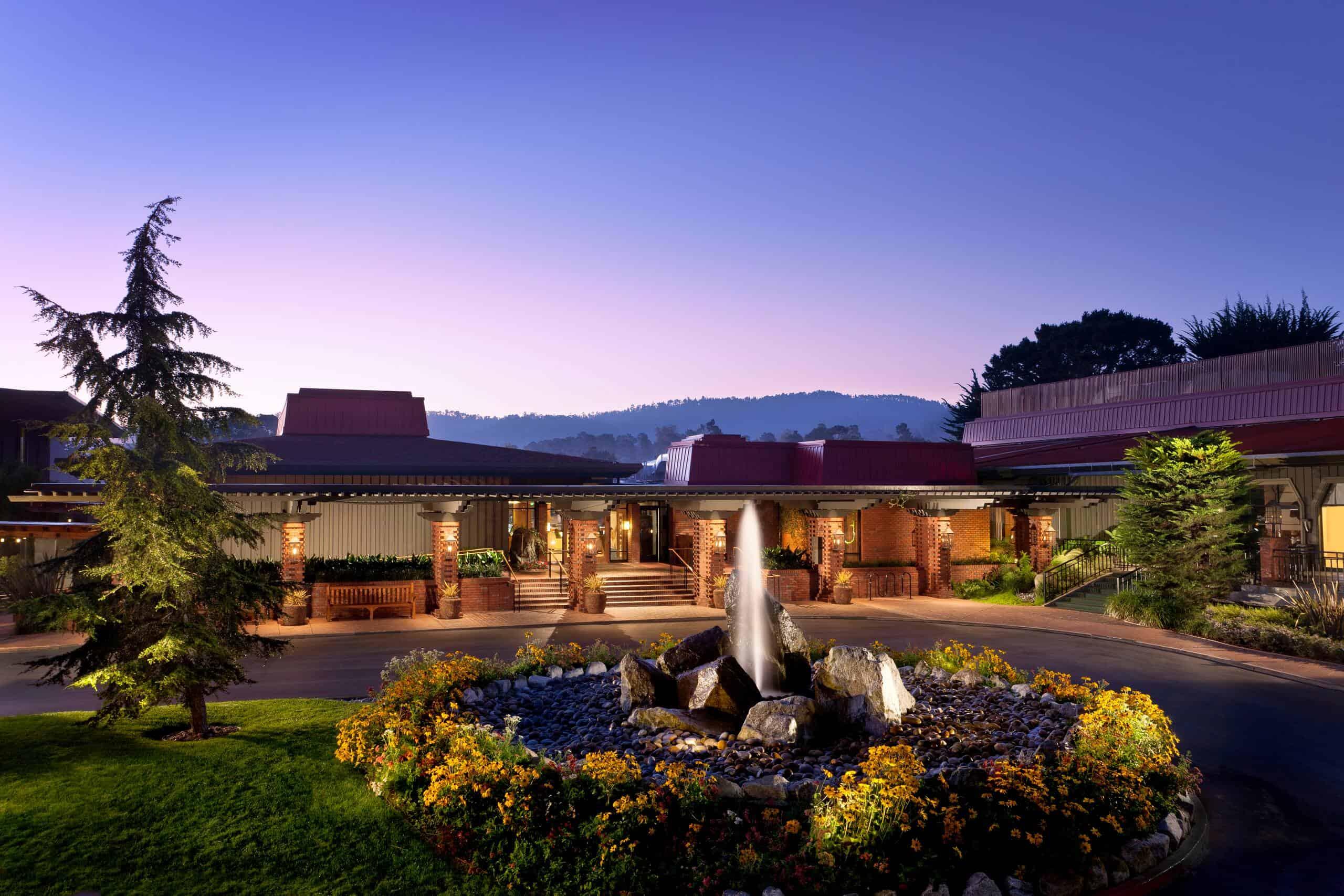 hyatt annual free nights - Hyatt Regency Monterey Hotel and Spa on Del Monte Golf Course