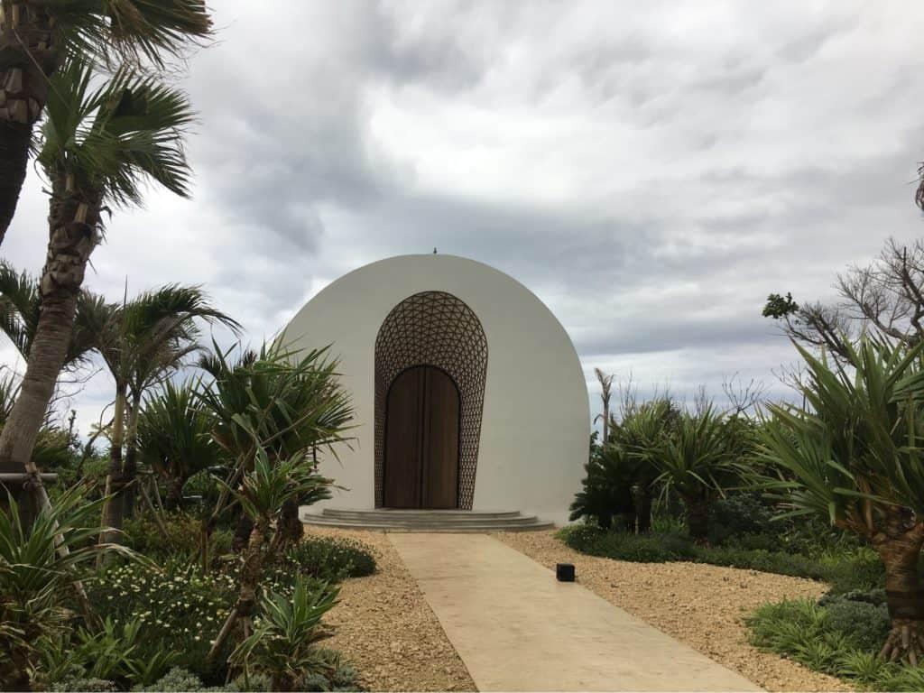 The Chapel - Hyatt Regency Seragaki Island Okinawa Japan