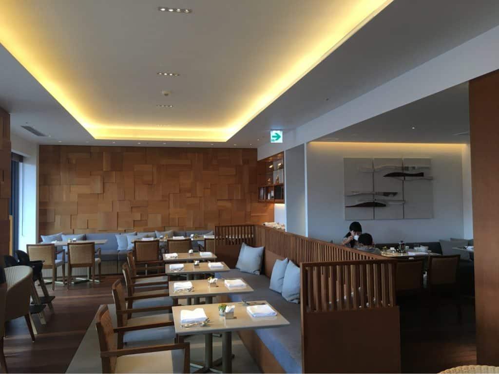 The Regency Club - Food at Hyatt Regency Seragaki Island