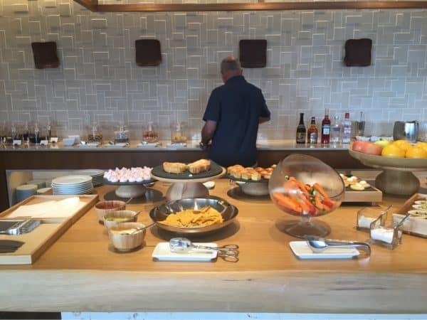 The Regency Club - Food at Hyatt Regency Seragaki Island (6)