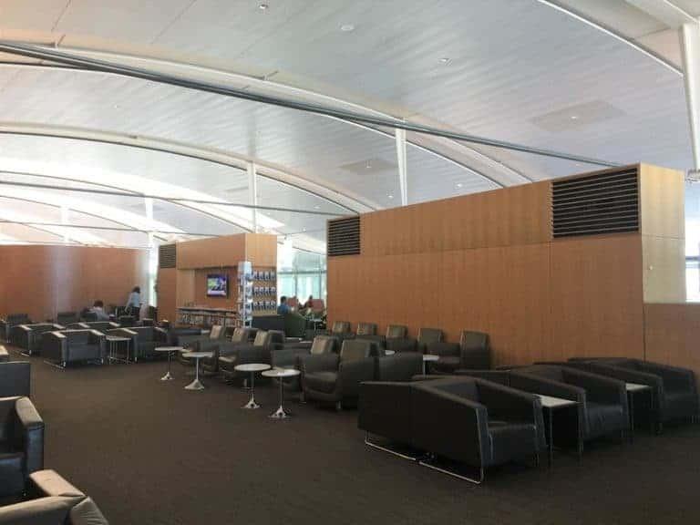 Air Canada Maple Leaf Lounge